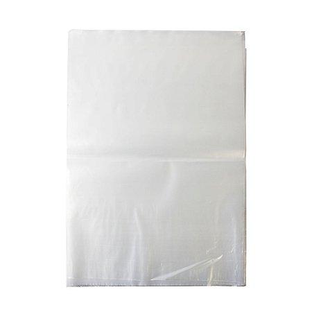 Saco Plástico Cristal Transparente 40cm x 60cm