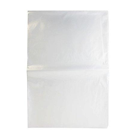 Saco Plástico Cristal Transparente 50x70