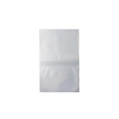 Saco Plástico Cristal Transparente 15x25