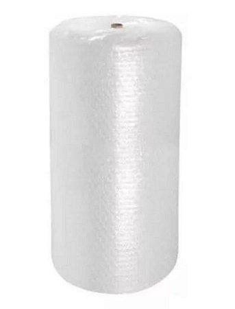 Plástico Bolha 1,30 X 100m C/ Recortes De 40cm X 1,30