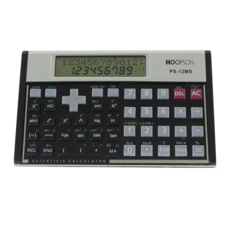 Calculadora Científica PS-12MS - 240 Funções
