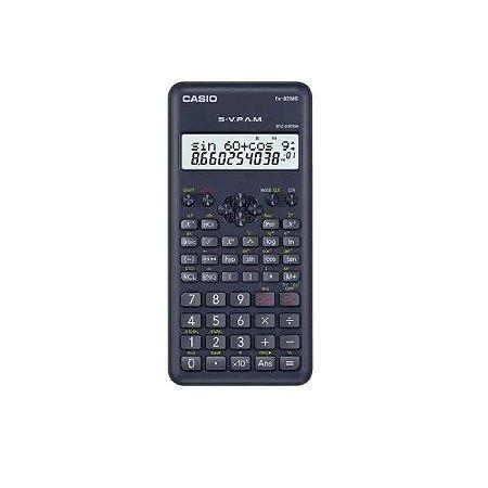 Calculadora Científica FX-82MS Casio- 240 Funções