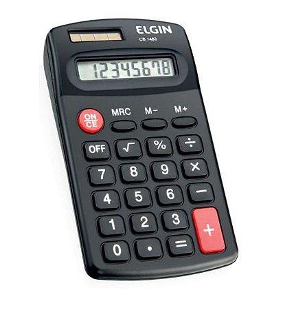 Calculadora de Bolso CB 1483 - Elgin