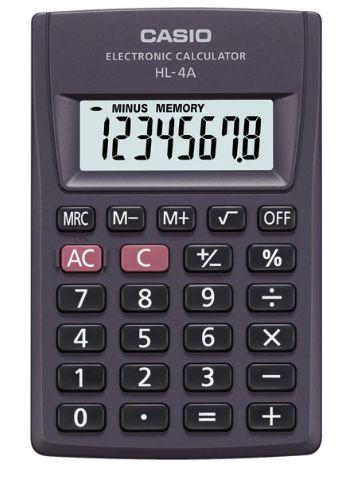 Calculadora de Bolso HL-4A - Casio