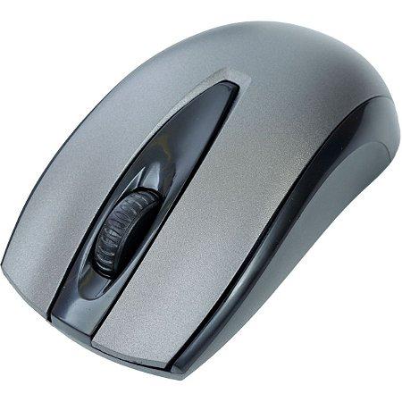 Mouse ótico sem fio Moby 1000dpi Preto Newex
