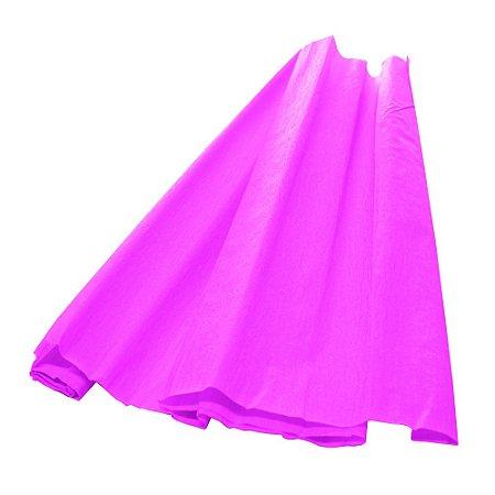 Papel Crepom Pink 48cmx2,00m V.M.P