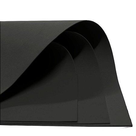Placa em EVA 60x40cm Preto 1,6mm Make+