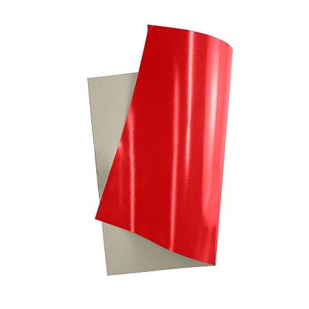 Papel cartão brilho Master 50x66cm. Vermelho V.M.P.