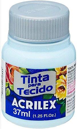 Tinta Tecido Fosca 037ml Azul Bebe Acrilex