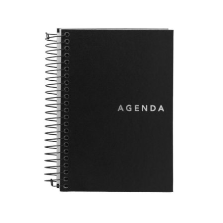 Agenda Permanente Napoli - 192 folhas - Tilibra