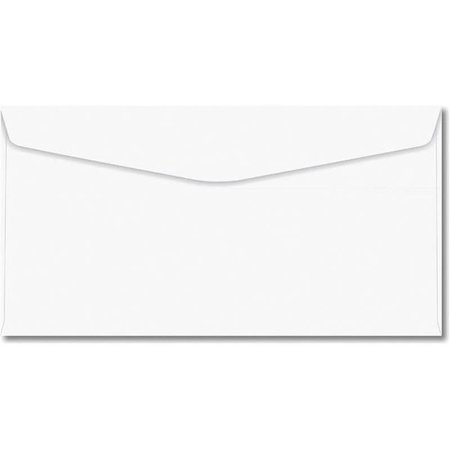 Envelope Comercial 114x162mm 90g Sem Rpc Branco