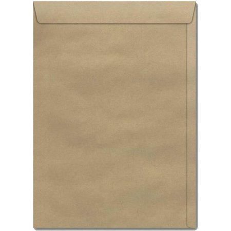 Envelope Kraft Natural 162x229 80grs