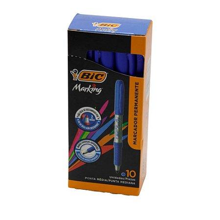 Pincel Marcador BIC Marking 1.1mm - Azul