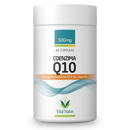 Coenzima Q10 (COQ10) - 60 Cápsulas