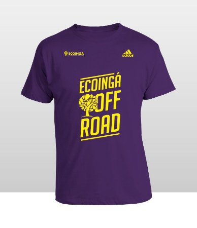 Camiseta Ecoingá Etapa Off Road