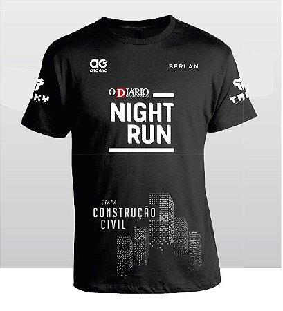 Camiseta Manga Curta - Etapa Construção Civil - 2017