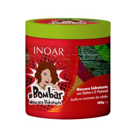 Inoar Bombar Mascara Hidratante