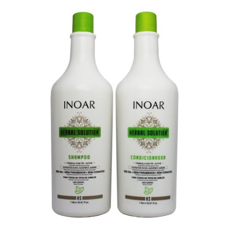 Kit Herbal Solution Shampoo Condicionador