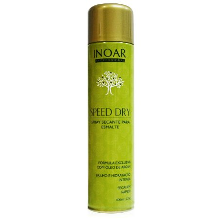 Inoar Speed Dry Spray Secante Esmalte