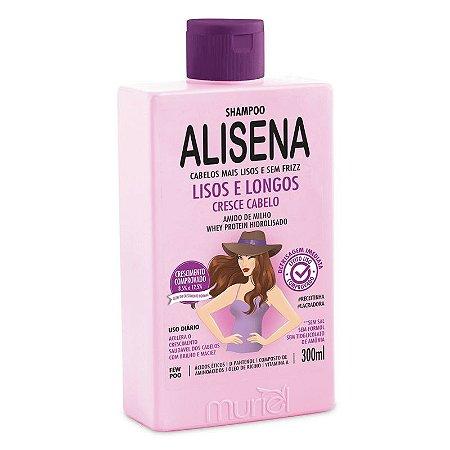 Shampoo alisena Cresce cabelo Muriel