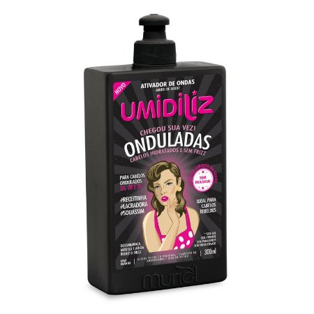 Finalizador Umidiliz Onduladas Muriel