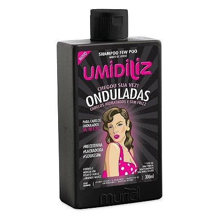 Shampoo Umidiliz Onduladas Muriel