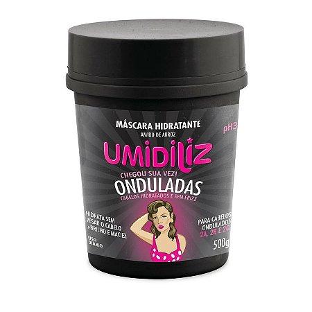 Mascara Umidiliz Onduladas Muriel