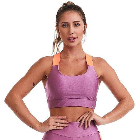 Top Fitness Stamina Roxo CAJUBRASIL