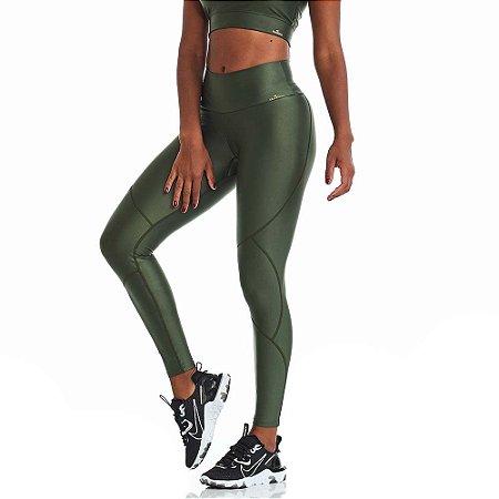 Calça Legging Atletika New In Básica Verde CAJUBRASIL