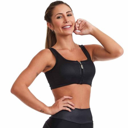 Top Fitness Energy Preto CAJUBRASIL