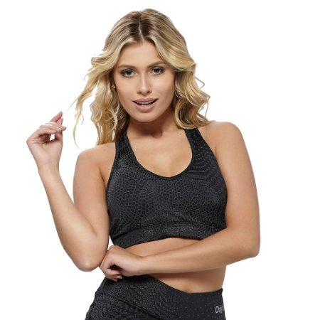 Top Fitness Unders Refletivo Oxyfit