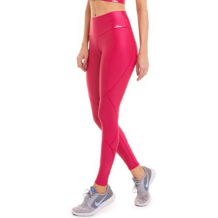 Calça Legging Atletika New In Básica Rosa CAJUBRASIL