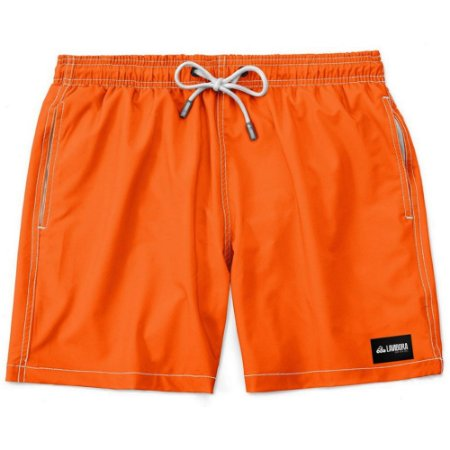 Shorts Masculino Summer Neon Orange LAVIBORA
