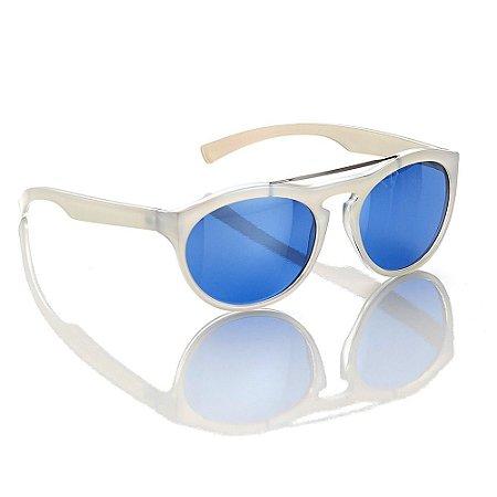 Óculos de Sol Flowing Azul CAJUBRASIL