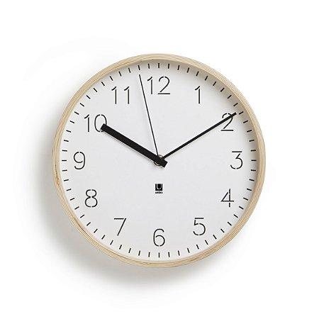Relógio Rimwood com Base