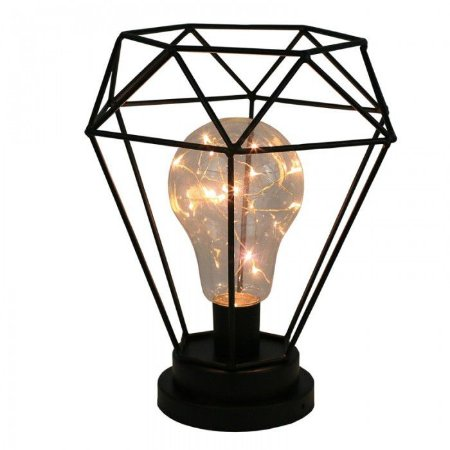 Luminária de Mesa Diamond
