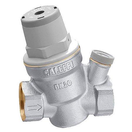 Redutor de Pressão 5334H Regulação de 1 a 6 bar, para Água Quente, com conexão para manômetro