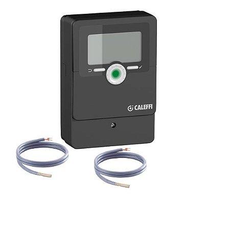 161010 Regulador Digital para Aquecimento e Arrefecimento CALEFFI