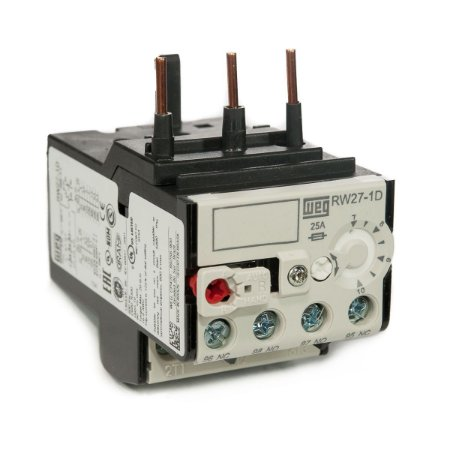 Relé de Sobrecarga Weg RW27-1D3-U010 ajuste 7-10A