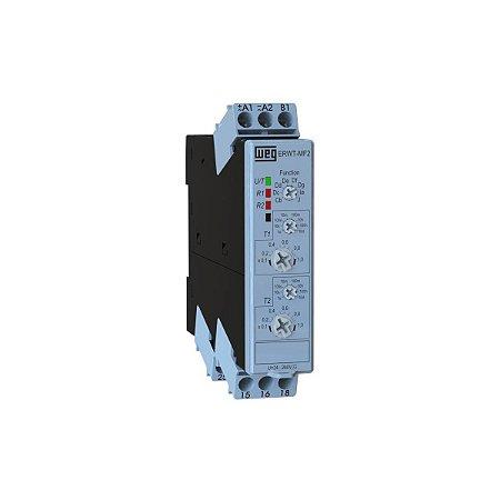 Relé Temporizador Multifunção Weg ERWT - MF2 220V