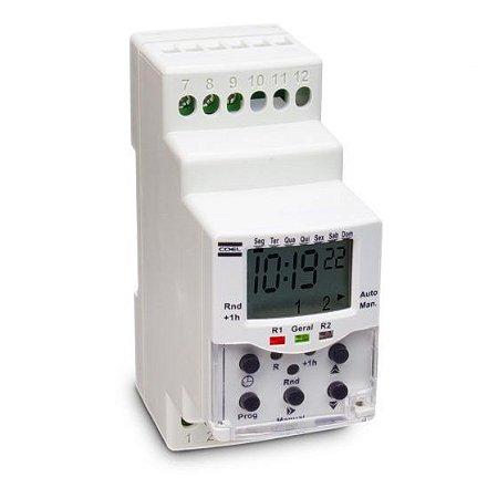 Programador Horario Coel Bwt40 hr 100 - 240v ca