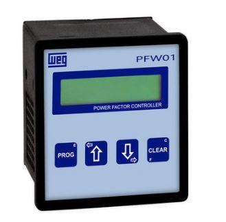 Controlador De Fator De Potencia PFW01-M06 Weg