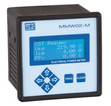 Multimedidor MMW02 - M - 50/60Hz Weg