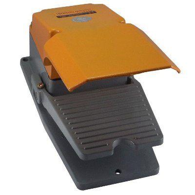 Pedaleira Com Capa de Proteção -1 Contato Reversível