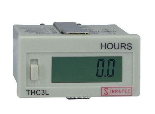 Horímetro c/ Gatilho Contato Seco