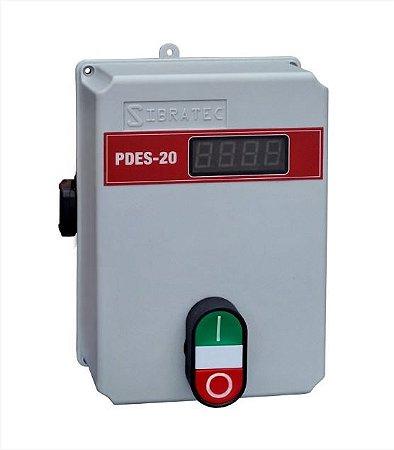 Chave Partida Direta Eletrônica Pdes 5cv /220v - 10cv /380v