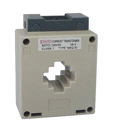Transformador de Corrente MSQ 30 150/5 Classe 1% TC
