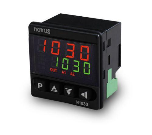 Controlador de Temperatura Novus N1030-PR