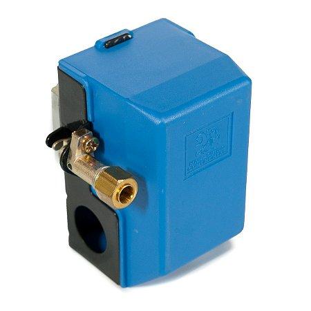 Sensor Pressostato Ar E Água Margirius Sdaq 80/120 Psi 35106