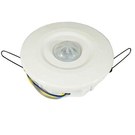 Sensor de Presença Fotocélula de Embutir Margirius MPT-40EF